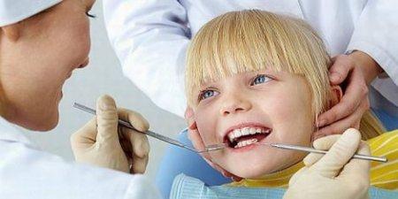 Детская стоматология. Особенности