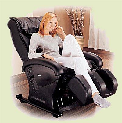 Как правильно пользоваться массажным креслом